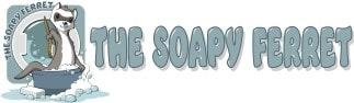 The Soapy Ferret Logo